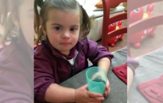 bicchiere facilitatore per bambini