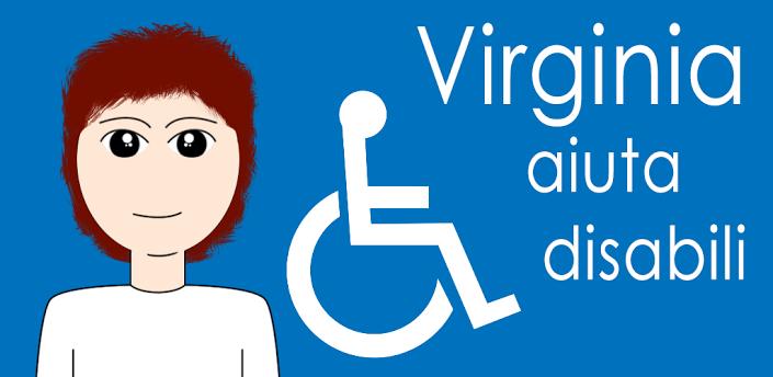 Virginia aiuta disabili