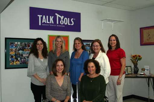 talk-tools therapy