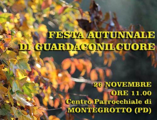 Guardaconilcuore / Montegrotto 26 novembre