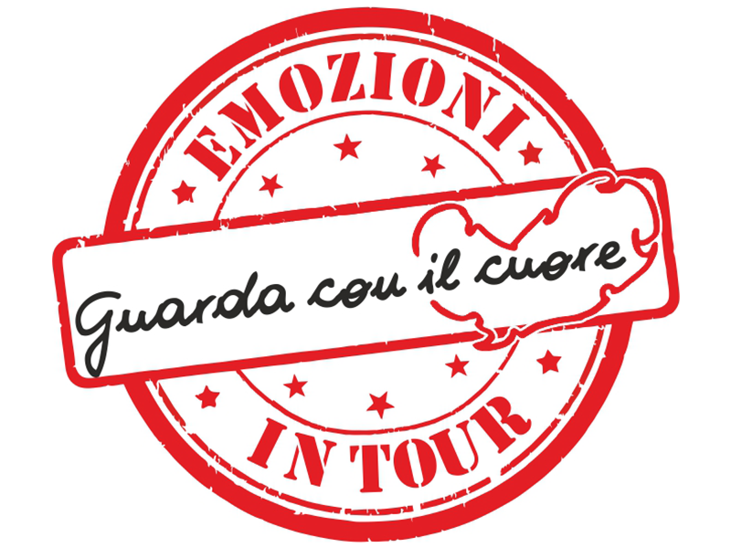 logo guardaconilcuore in tour