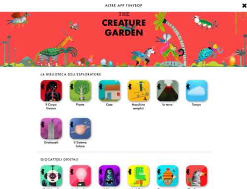 Le app di Tinybop – app educative