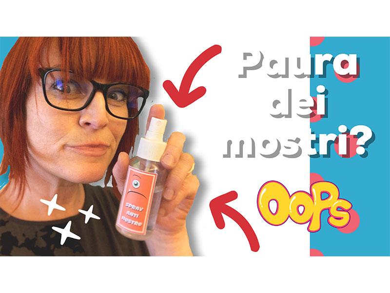 spray anti mostro