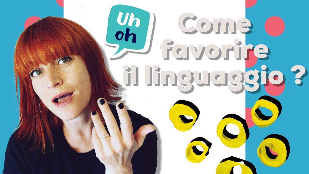 linguaggio bambini