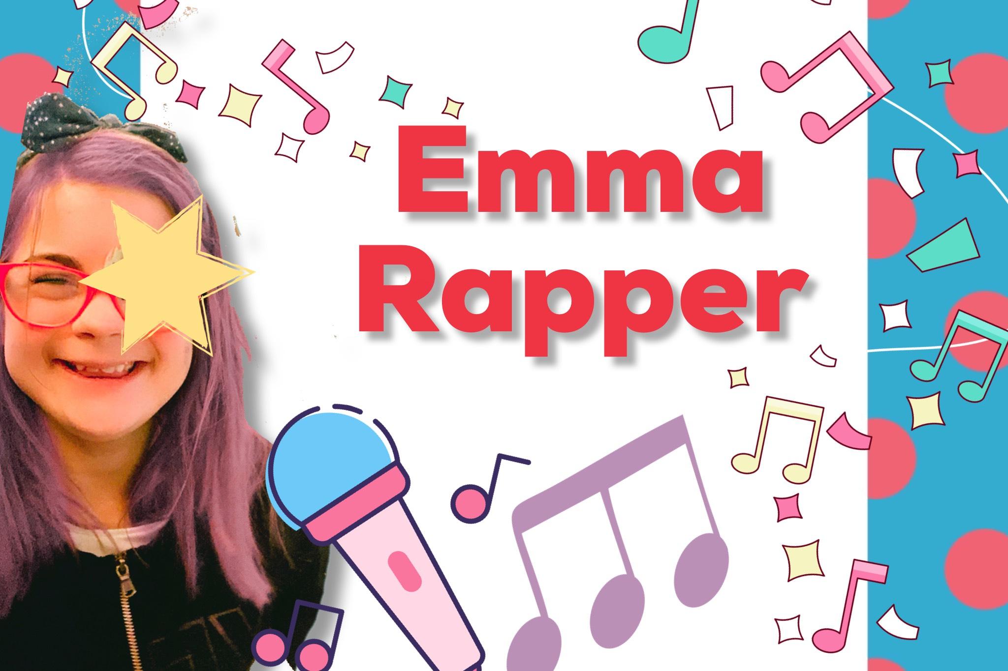 emma canta rap